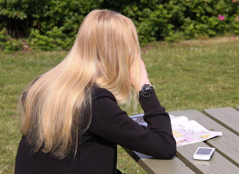 جیلنیا فینگولیمود برای معالجه کودکان مبتلا به ام اس موثر است