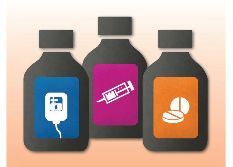 DMT-ها (درمان های اصلاح کننده بیماری) علائم ام اس را در برخی از افراد معکوس میکنند