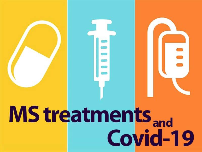 درمان های ام اس و کروناویروس کووید 19