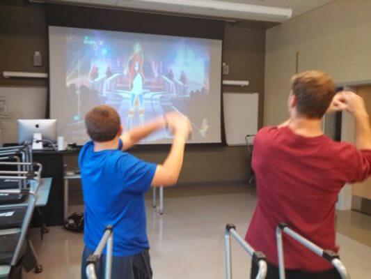 exergaming - بازی-ورزش