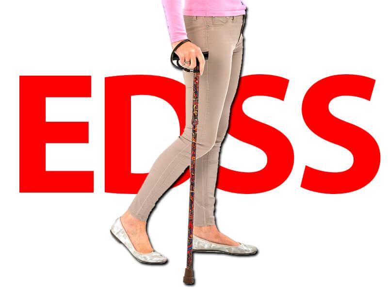مقیاس وضعیت ناتوانی گسترده EDSS