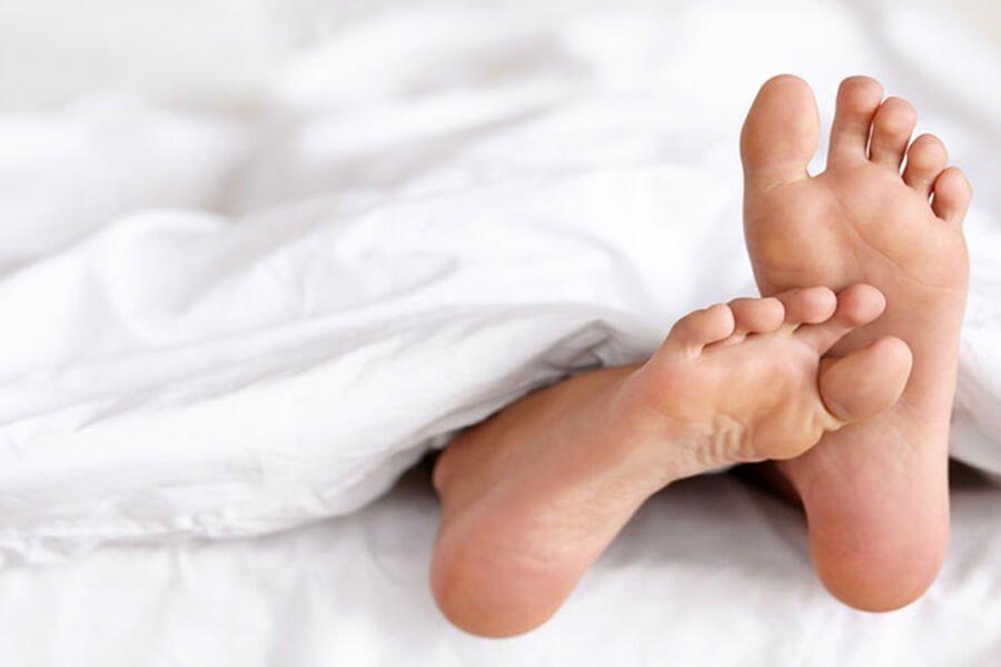 مطالعه جدید می گوید احتمال ابتلای بیماران ام اس به سندرم پای بی قرار بیشتر است