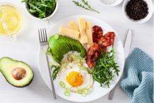 مطالعه روی افراد مبتلا به ام اس نشان می دهد گه رژیم غذایی سالم برای مغز مفید است