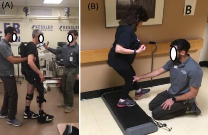 ورزش با اسکلت رباتیک پوششی، توانایی راه رفتن و سرعت تفکر افراد مبتلا به ام اس را در مطالعه ای کوچک بهبود بخشید