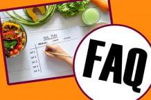 سوالات متداول درمورد کارآزمایی های بالینی با هدف کاهش خستگی در ام اس با رژیم غذایی